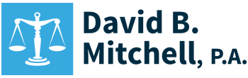 David B. Mitchell, P.A. Header Logo